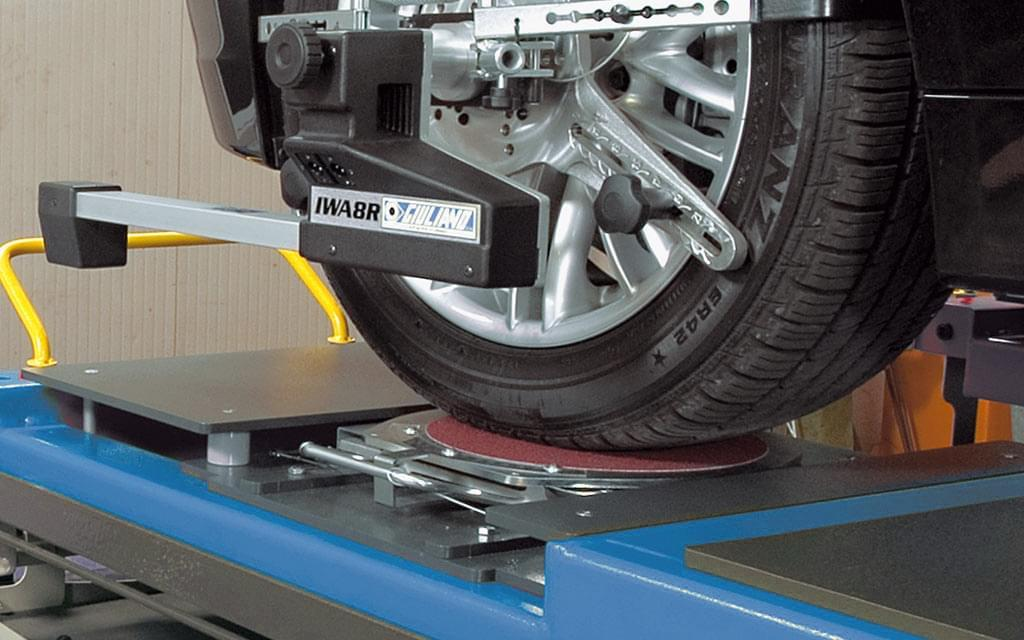 Lifts for Wheel Alignment