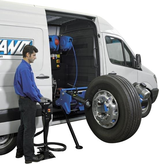 Mobile Tire Service >> Tire Changer S 561 Mobile Tire Service