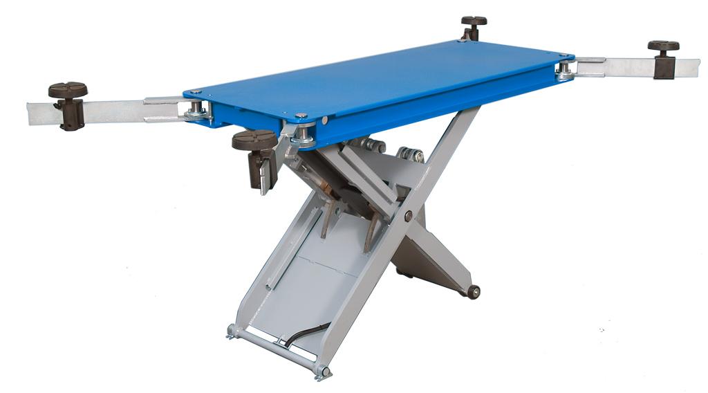 Sollevatore idraulico x 2503 c for Ponte meccanico per auto usato
