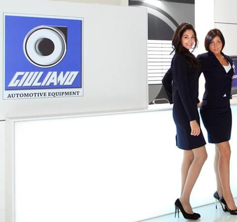 Giuliano Group's Stand