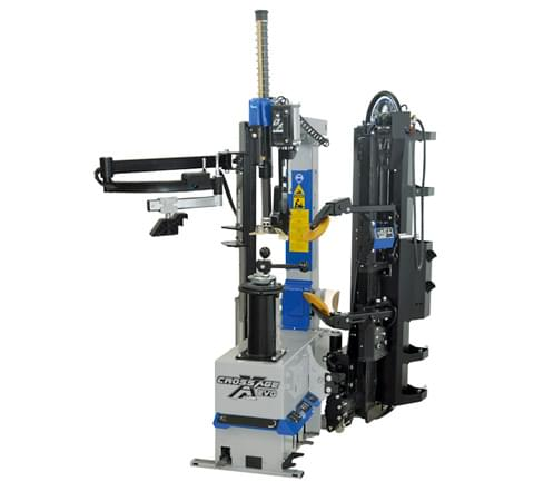 Crossage EVO tyre changer